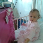 Braveheart Millie getting ready to open her wish x Hope you get good use of it