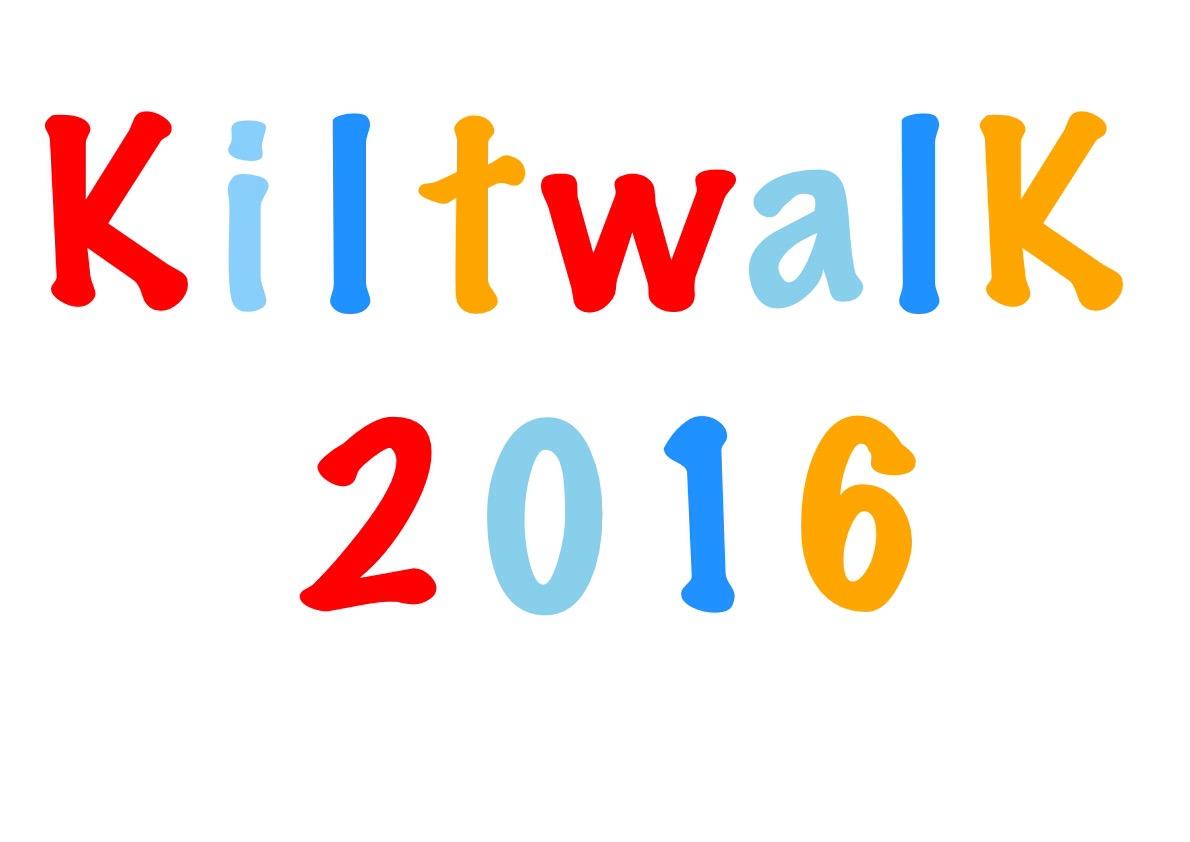 Kiltwalk 2016